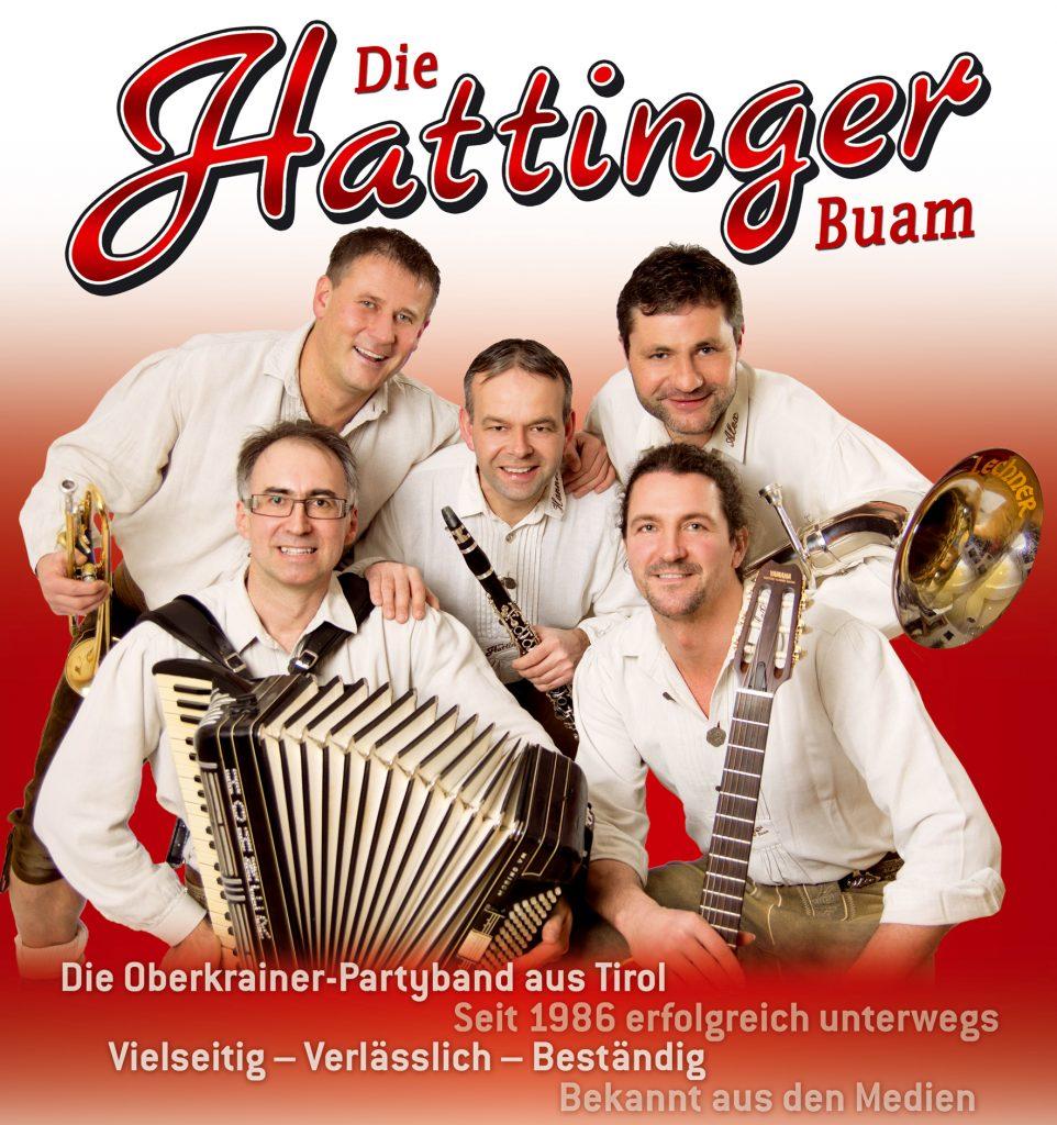 Plakat 50x70 Hattinger Buam.indd